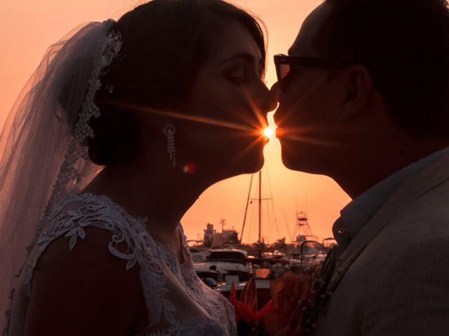 El matrimonio de Mauricio y Lilibeth en Santa Marta, Magdalena 1
