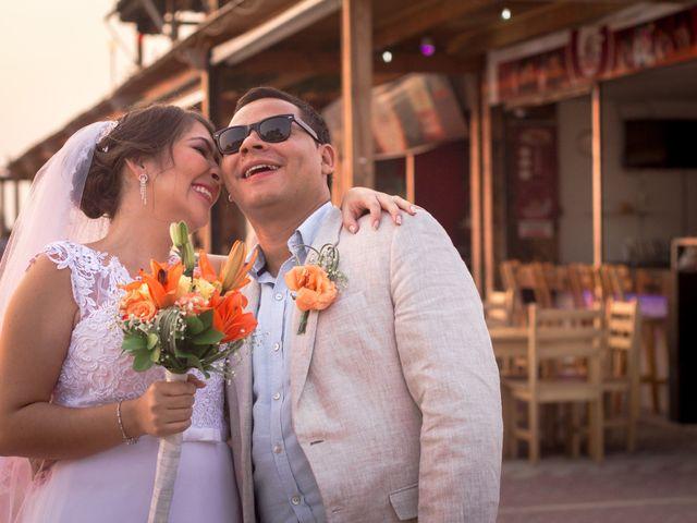 El matrimonio de Mauricio y Lilibeth en Santa Marta, Magdalena 4
