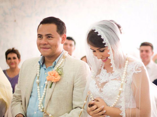 El matrimonio de Mauricio y Lilibeth en Santa Marta, Magdalena 14