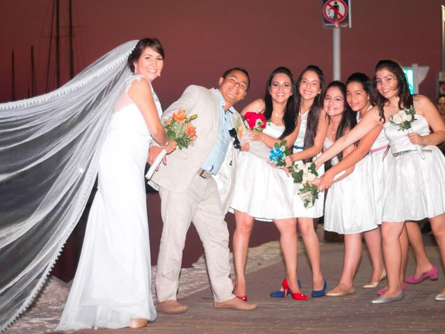 El matrimonio de Mauricio y Lilibeth en Santa Marta, Magdalena 17