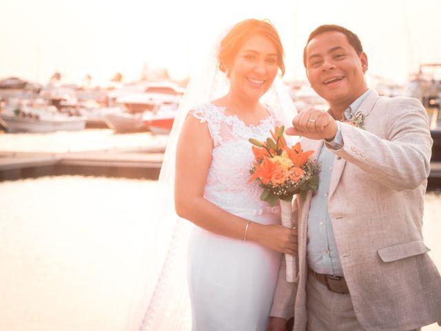 El matrimonio de Mauricio y Lilibeth en Santa Marta, Magdalena 25
