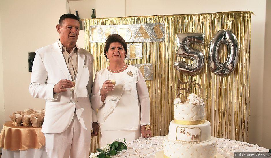 El matrimonio de Medardo y Rosalba en Ibagué, Tolima