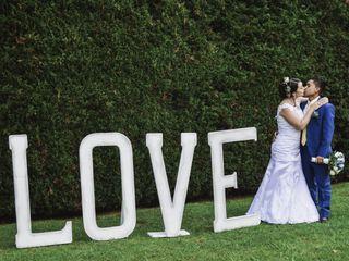 El matrimonio de Erica Alexandra  y Alberth