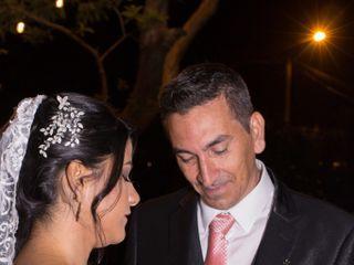 El matrimonio de Cristina y Alex 1