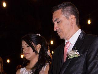 El matrimonio de Cristina y Alex 2