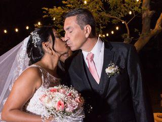 El matrimonio de Cristina y Alex 3