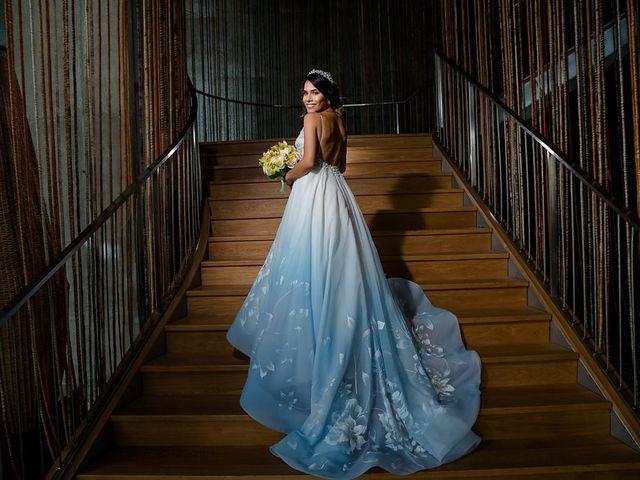 El matrimonio de Mauricio y Marcela en Barranquilla, Atlántico 1