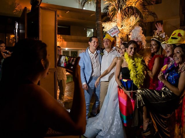 El matrimonio de Mauricio y Marcela en Barranquilla, Atlántico 23