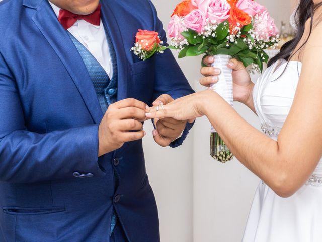 El matrimonio de William y Caro en Barranquilla, Atlántico 7