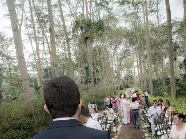 El matrimonio de Daniel  y Sara  en Bucaramanga, Santander 28