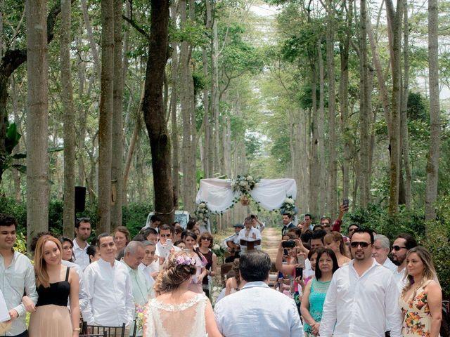 El matrimonio de Daniel  y Sara  en Bucaramanga, Santander 31