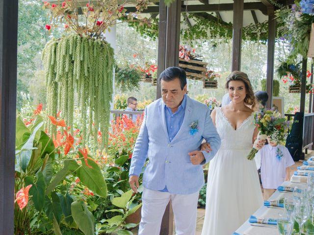 El matrimonio de Daniel  y Sara  en Bucaramanga, Santander 67