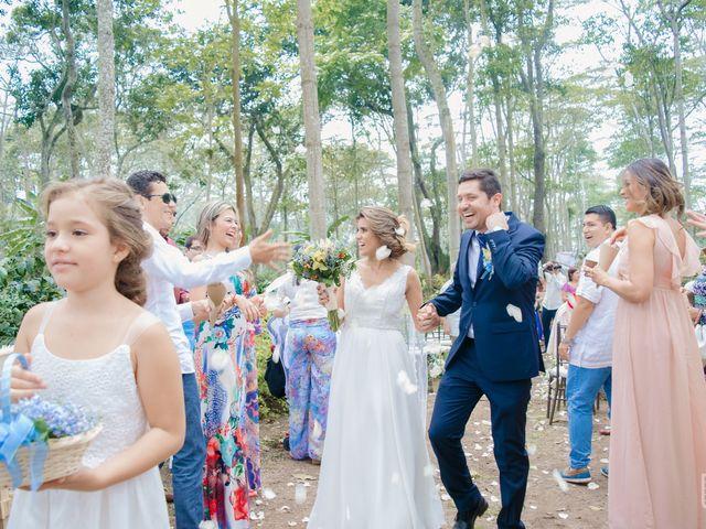 El matrimonio de Daniel  y Sara  en Bucaramanga, Santander 73