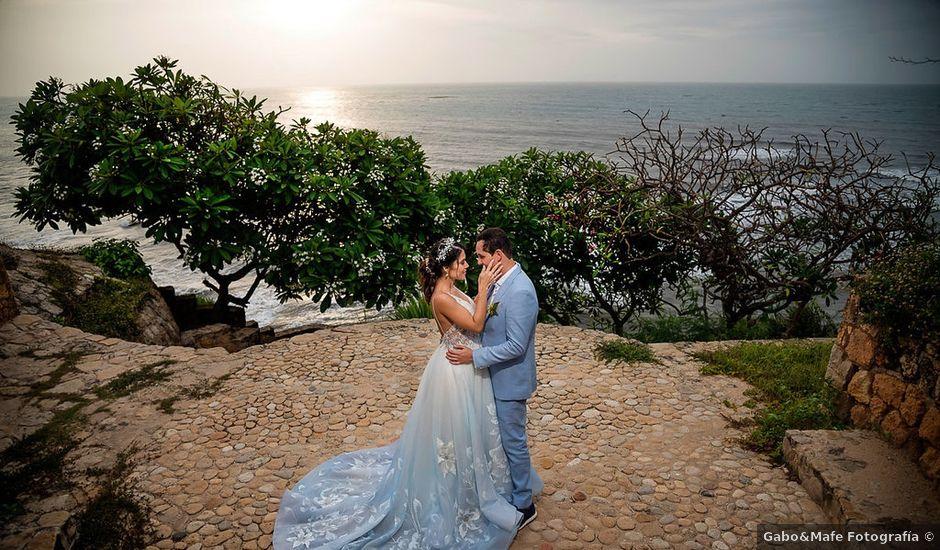 El matrimonio de Mauricio y Marcela en Barranquilla, Atlántico