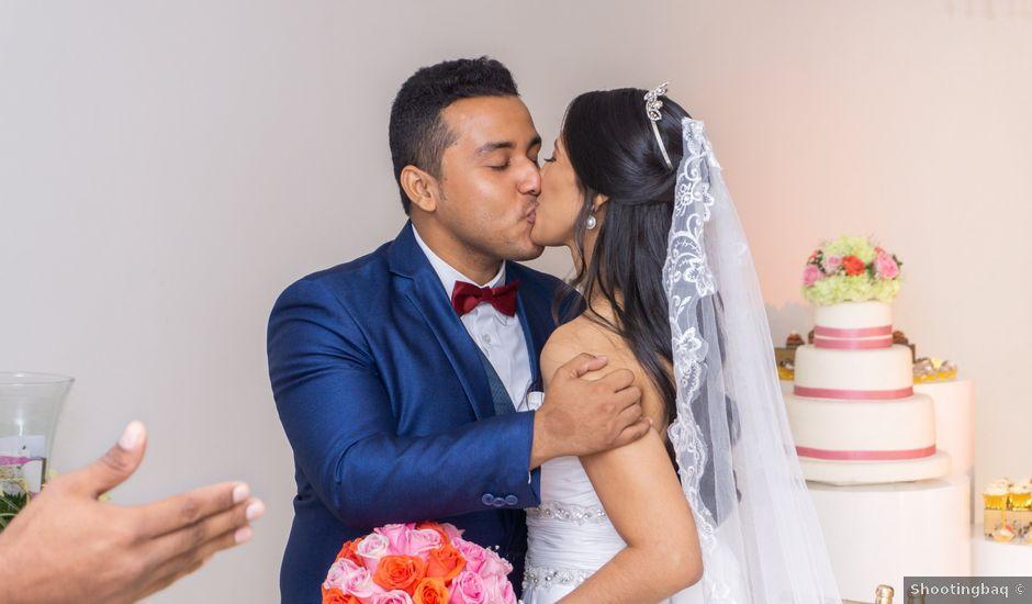 El matrimonio de William y Caro en Barranquilla, Atlántico