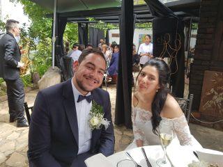 El matrimonio de Liseth y Nicolás