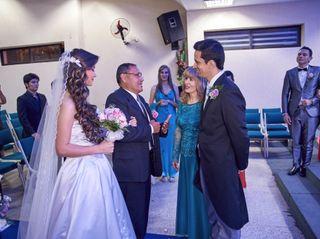 El matrimonio de Betsy y Manuel 3