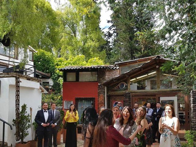 El matrimonio de Nicolás y Liseth en Bogotá, Bogotá DC 4