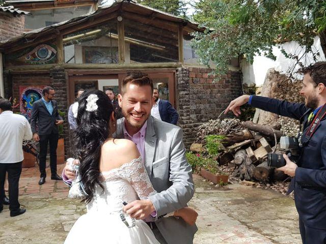 El matrimonio de Nicolás y Liseth en Bogotá, Bogotá DC 1