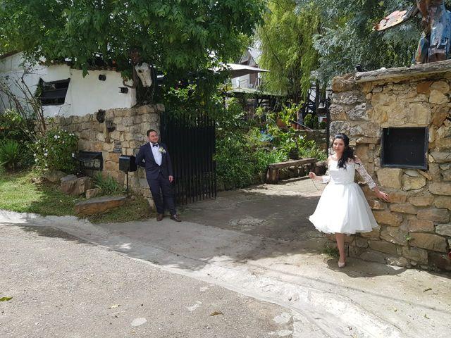 El matrimonio de Nicolás y Liseth en Bogotá, Bogotá DC 8