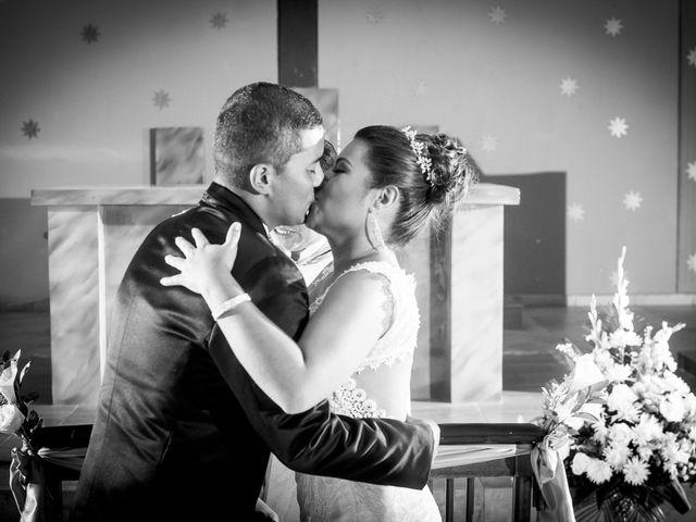 El matrimonio de Julieth y Juan David