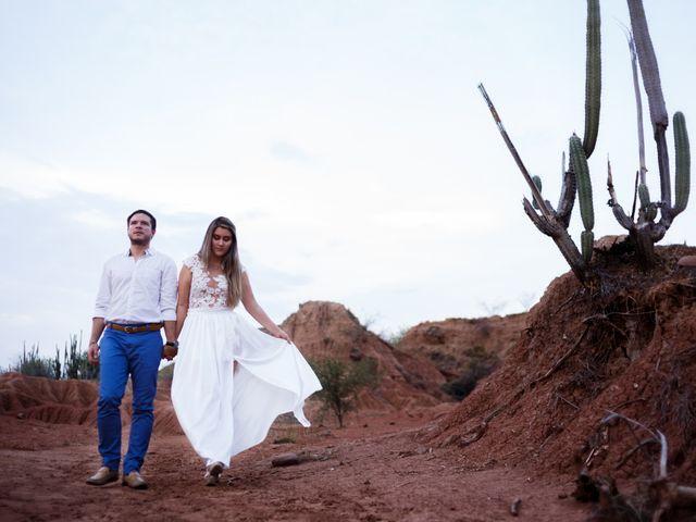 El matrimonio de Camilo y Aleja en Neiva, Huila 2