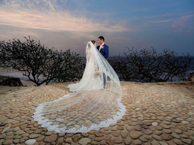 El matrimonio de Andres y Laura en Barranquilla, Atlántico 1