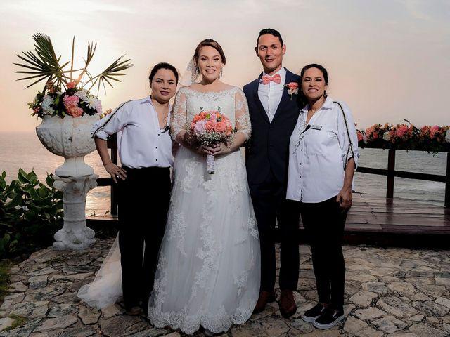 El matrimonio de Andres y Laura en Barranquilla, Atlántico 4