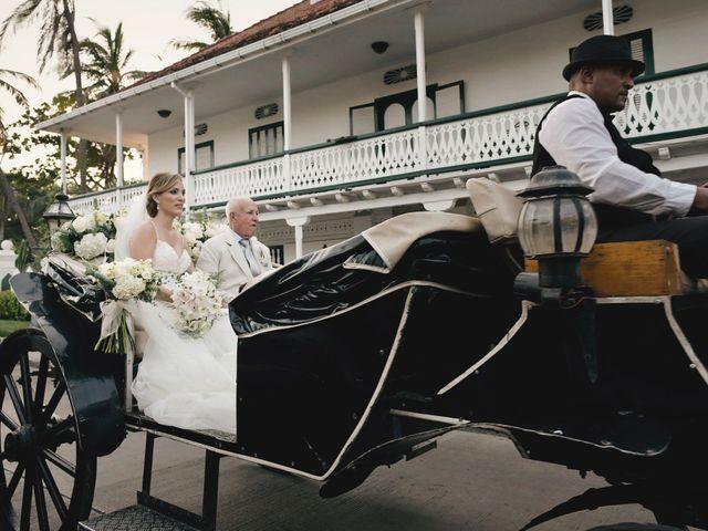 El matrimonio de Andrés y Yalena en Cartagena, Bolívar 20