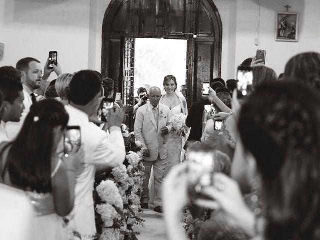 El matrimonio de Andrés y Yalena en Cartagena, Bolívar 23