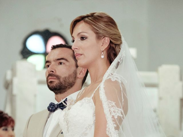 El matrimonio de Yalena y Andrés