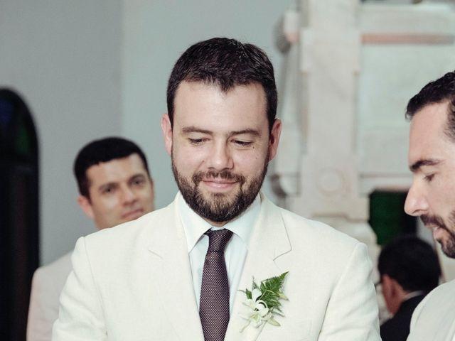 El matrimonio de Andrés y Yalena en Cartagena, Bolívar 25