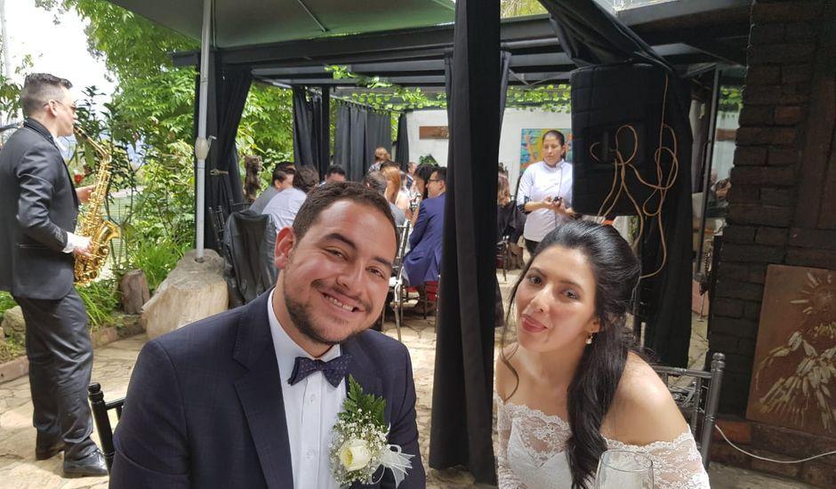 El matrimonio de Nicolás y Liseth en Bogotá, Bogotá DC