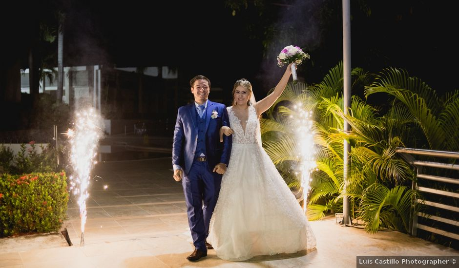 El matrimonio de Camilo y Aleja en Neiva, Huila