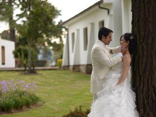 El matrimonio de Constanza y Juan