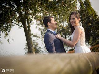 El matrimonio de Cristina y Julian 2