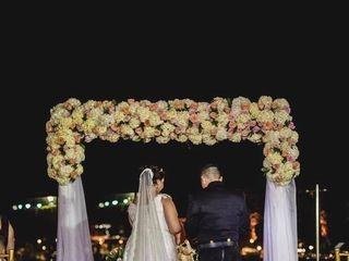 El matrimonio de Yesenia  y Bryam  3