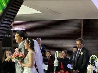 El matrimonio de Paula  y José 2