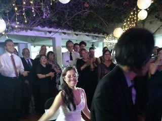 El matrimonio de Paula  y José 3