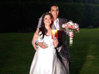 El matrimonio de Paula  y José