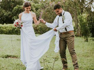 El matrimonio de Yerica  y Fredy 2