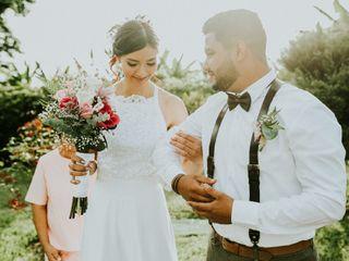 El matrimonio de Yerica  y Fredy