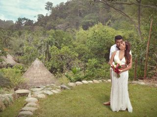 El matrimonio de Diana y Bernardo