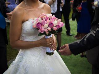 El matrimonio de Marcela y Michael 1