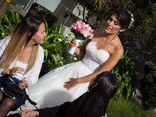 El matrimonio de Marcela y Michael 2