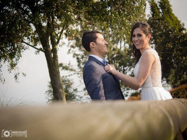 El matrimonio de Cristina y Julian