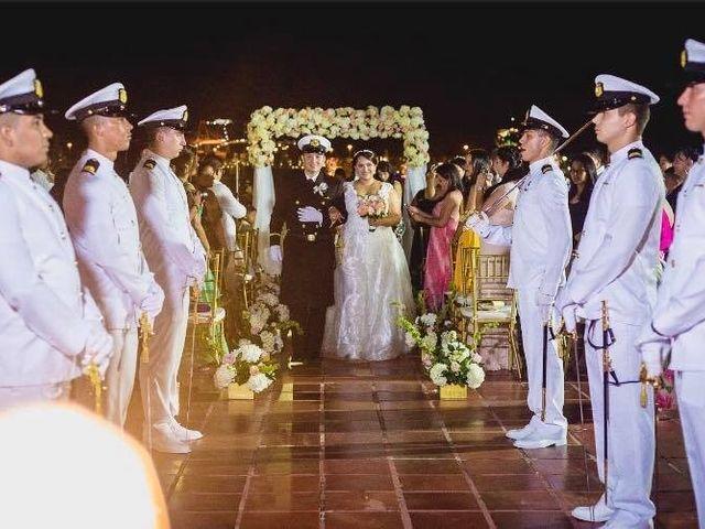 El matrimonio de Bryam  y Yesenia  en Cartagena, Bolívar 2