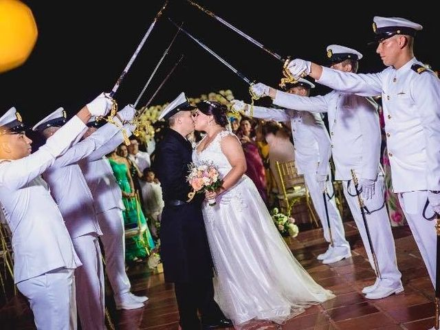 El matrimonio de Bryam  y Yesenia  en Cartagena, Bolívar 5