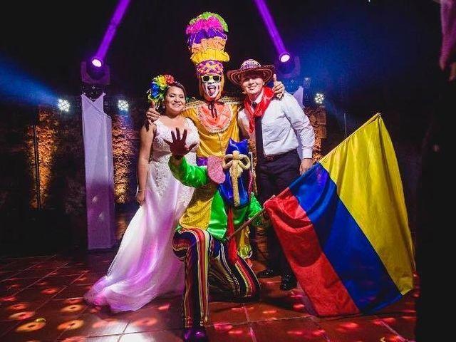 El matrimonio de Bryam  y Yesenia  en Cartagena, Bolívar 13