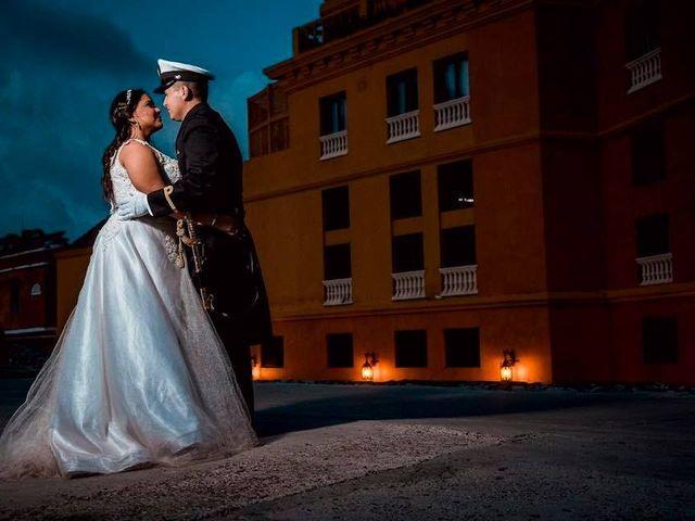 El matrimonio de Yesenia  y Bryam